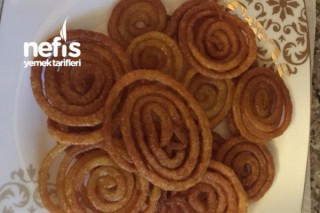 Jalebi (Indian Tatlı) Tarifi