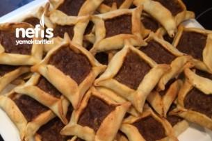 Isfiha Arap Böreği Tarifi