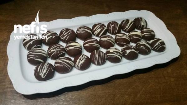 Nutellacik (3 malzemeli kurabiye)
