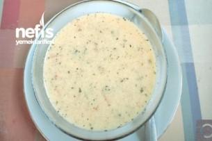 Patatesli Yoğurt Çorbasi (şehriyeli)