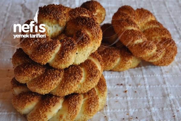 Puf Puf Pastane Simidi Tarifi