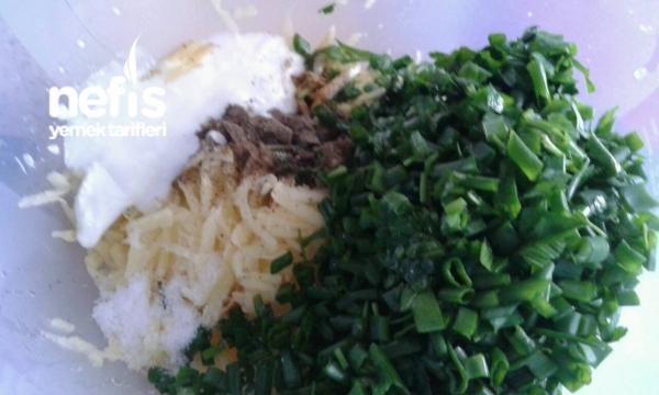 Rende Patates (fırında)