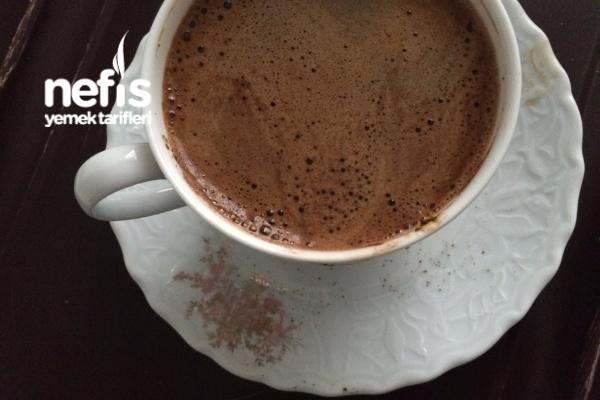 Türk Kahvesi (Bol Köpüklü)