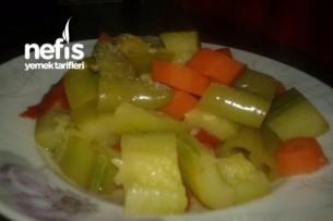 Nefis Diyet Sebze Yemeği Tarifi