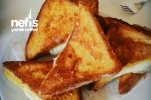 Fransız Tostu (Kahvaltılık Lezzet ) Tarifi