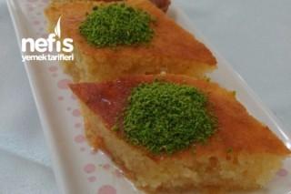 Portokallı Revani Tarifi