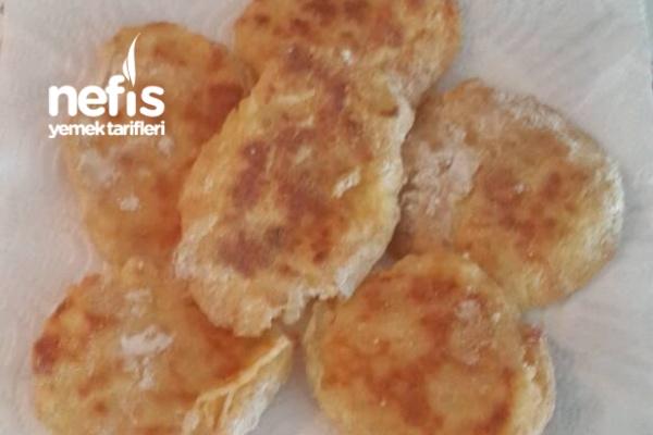 Patatesli Falafel (+7ay) Tarifi