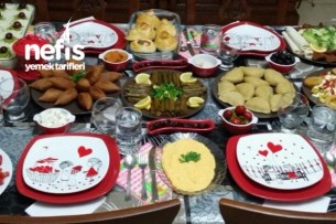 Ramazan Sofra Menüm Tarifi