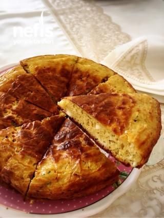 Puf Puf Kaygana(peynirli Maydanozlu)