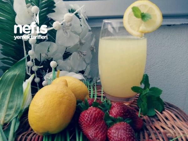 Buz Gibi Pratik Limonata