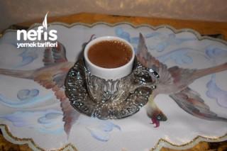 Az Şekerli Türk Kahvem Tarifi