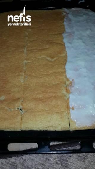 Kütük Pasta (Eşimin Doğum Günü İçin)