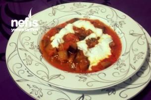 Yoğurtlu Patlıcan Yemeği Tarifi