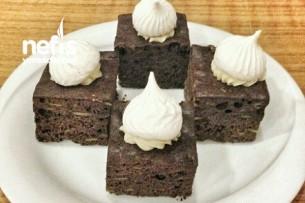 Antep Fıstıklı Çikolatalı Kek Tarifi
