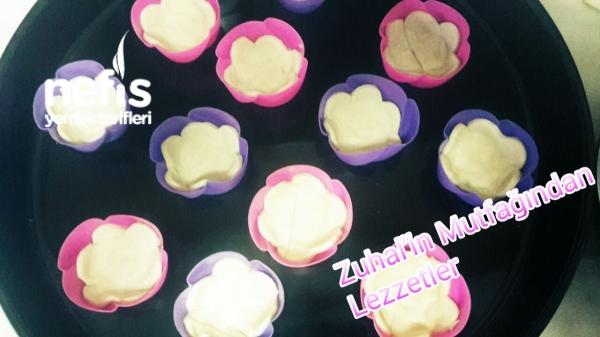 Milföy ile Çıtır Çiçek Börekler
