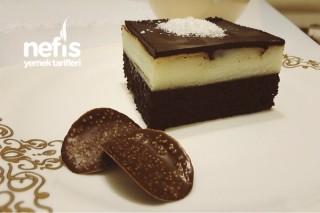 Şerbetli Çikolatalı Tatlı(En Favorim) Tarifi