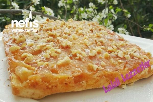 Yumuşacık Elmalı Kek Islak Tadıyla