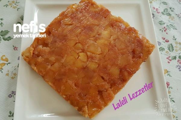 Yumuşacık Elmalı Kek ıslak Tadıyla