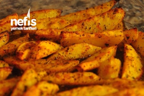 Fırında Baharatlı Patates Tarifi Videosu