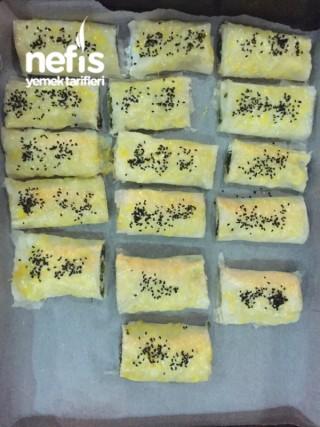 Ispanaklı Peynirli Çıtır Börek