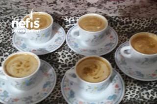 Evde Caffe Latte Yapımı Tarifi
