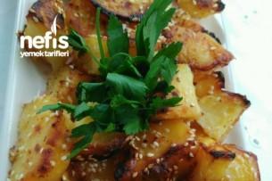 Hardallı Ballı Patates Tarifi