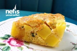 Patatesten pratik Börek (10 Dk Da) Tarifi