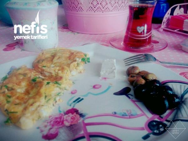 Maydanozlu Nefis Omlet