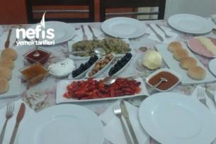 Misafirlerime Kahvaltı Tarifi
