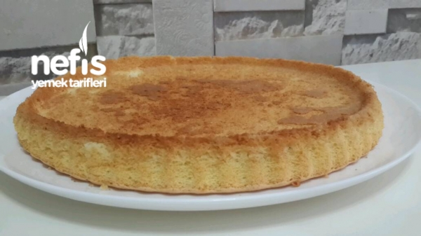 Tart Yaş Pasta (alman Usulü)