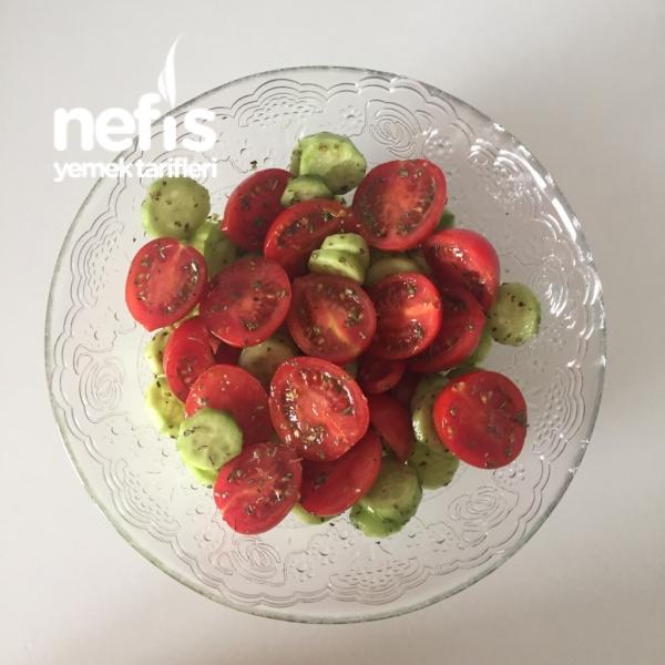 Kekikli Salata