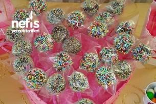 Çikolatalı Kek Topları Tarifi