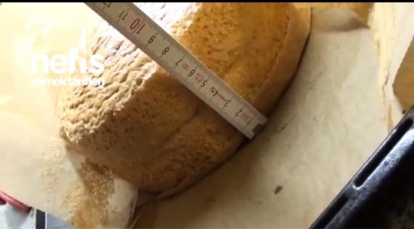 Pasta Kekim Nasıl 8 Cm Yükseklikte Kabarır?