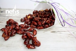 Şekerli Badem (Gebrannte Mandeln) Tarifi