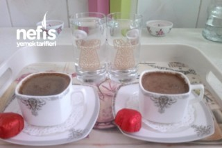 Damla Sakızlı Türk Kahvesi Tarifi