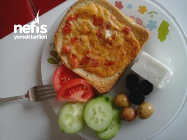 Sıcak Kanepeler (kahvaltıya Özel )