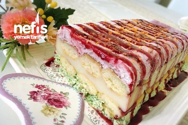 Kedidilli Şipşak Pasta Tarifi