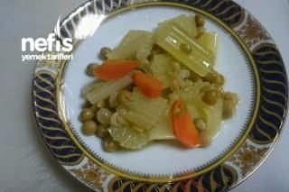 Kereviz Sapı Yemeği (Portakallı) Tarifi