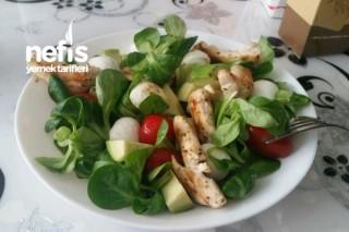 Karahindiba Salatası Tarifi