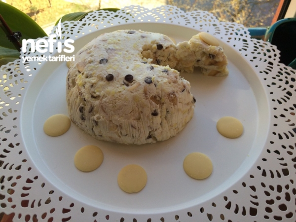 Muzlu Soğuk Pasta/ Parfe ( 5 Dakikada)