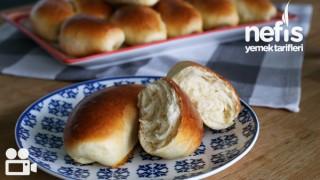 Sütlü Pamuk Ekmekcikler Tarifi Videosu