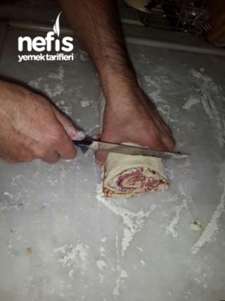 Pizza Roller (yuvarlama Pizza)