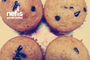 Damla Çikolatalı Nefis Muffin(denemeyen Pişman) Tarifi