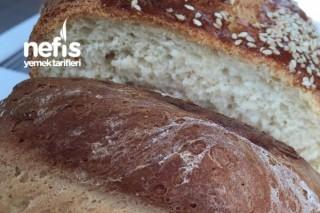 Evde Pratik Ekmek Tarifi (İnstant Maya İle)