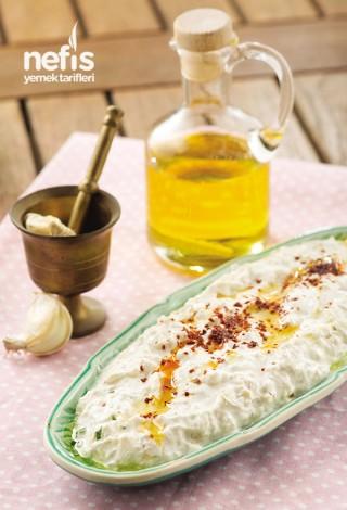 Pınar Labneli Patlıcan Ezme