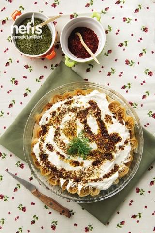 Pınar Labne'li Ziron Böreği