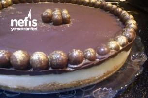 Pişmeyen Çikolatalı Pasta Tarifi