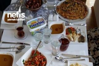 Misafire Pazar Kahvaltısı Tarifi