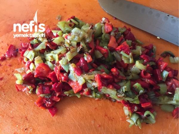 Patlican Salatası Tarifi