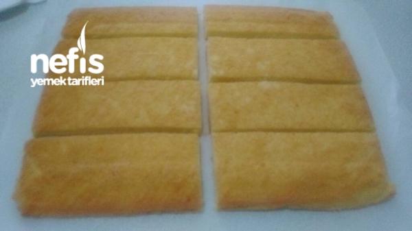 Nefis Limonlu Süt Dilimi (20 Dakika )